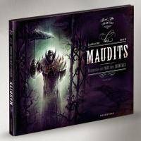 "2011 :: "" Black'Mor Chronicles – Les Maudits "" - Glénat edition (France)"