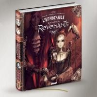 """2014 :: """" L'Effroyable Encyclopédie des Revenants """" - Glénat edition (France)"""