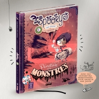 """2015 :: """" Spooky et les Contes de Travers """" - Glénat edition (France)"""