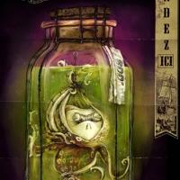 Poster Octopus Wrecker