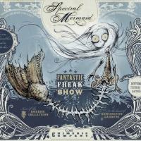 Poster 'Spectrale Mermaid'