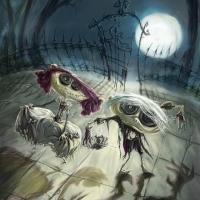 Effy and Benjamin, Zombie Couple