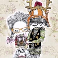 Hansel & Gretel – Format : 31 x 46 cm