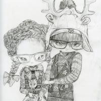 Sketch - Hansel & Gretel