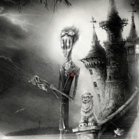 The Castle of Peter C. - Cover Illustration