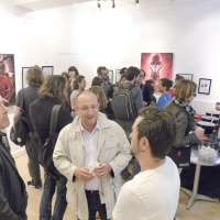 'EFFROYABLES REVENANTS' Opening Exhibition - Arludik 2015