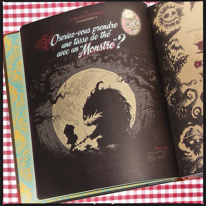 Guide du Savoir-(Sur)vivre en Compagnie des 'Monstres'